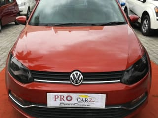2016 Volkswagen Polo Petrol Highline 1.2L