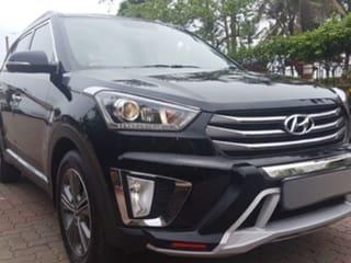 2017 Hyundai Creta 1.6 SX Automatic