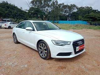 2012 Audi A6 2011-2015 2.0 TDI Technology