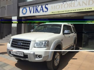 2009 Ford Endeavour 4x2 XLT Limited Edition