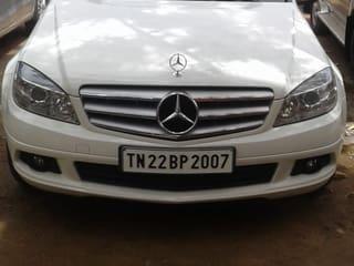 2012 Mercedes-Benz New C-Class C 220 CDI Elegance AT