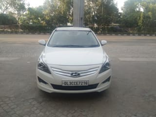 2016 Hyundai Verna SX CRDi AT