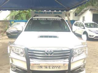 2016 Toyota Fortuner 4x2 AT