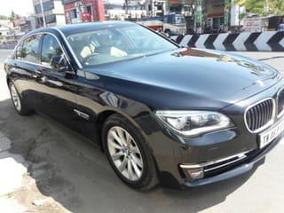 2014 BMW 7 Series 2012-2015 730Ld