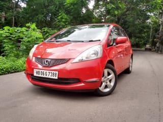 2011 Honda Jazz Select Edition