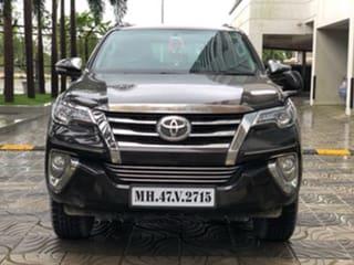 2017 Toyota Fortuner 2.8 4WD MT