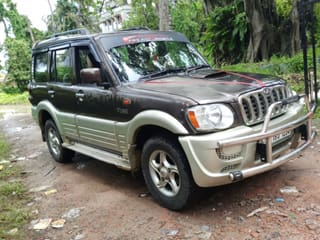 2008 Mahindra Scorpio 2006-2009 VLX 2WD 7 Str BSIII
