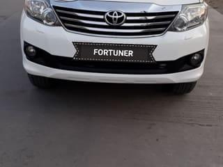 2012 Toyota Fortuner 3.0 Diesel