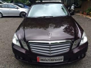 2011 Mercedes-Benz E-Class 2009-2013 E250 CDI Blue Efficiency