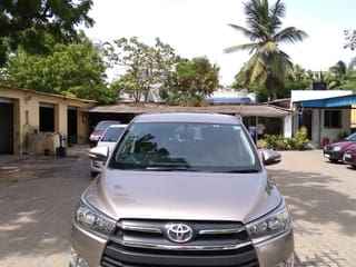 2016 Toyota Innova Crysta 2.8 GX AT