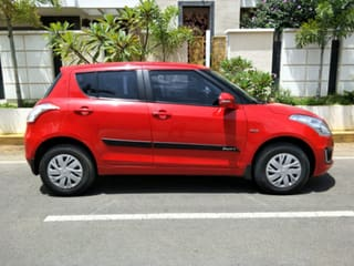 2015 Maruti Swift VDI BSIV W ABS