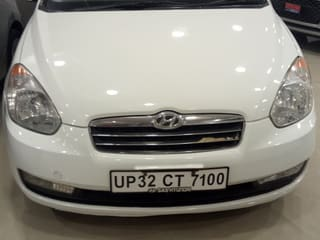 2009 Hyundai Verna CRDi SX