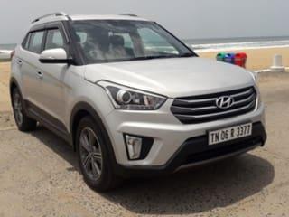 2016 Hyundai Creta 1.6 S Plus Diesel Automatic