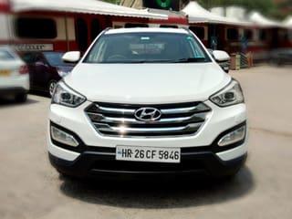 2014 Hyundai Santa Fe 4WD AT