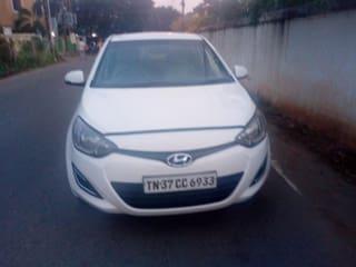2013 Hyundai i20 Asta (o) 1.4 CRDi (Diesel)