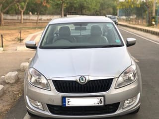 2014 Skoda Rapid 1.6 MPI Ambition Plus