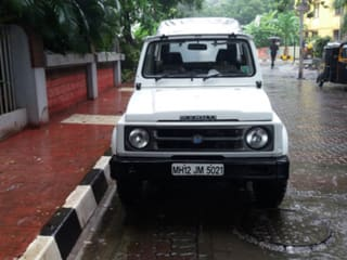2012 Maruti Gypsy King Soft Top MPI BSIV
