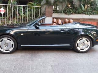 2008 Lexus SC Convertible