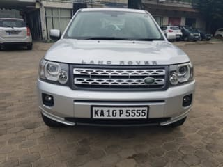 2012 Land Rover Freelander 2 HSE SD4