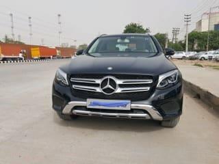 2017 Mercedes-Benz GLC 220d 4MATIC Style