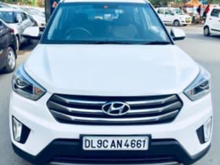 2017 Hyundai Creta 1.6 SX Plus Diesel