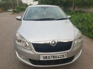 2016 Skoda Rapid 1.6 MPI Ambition With Alloy Wheel