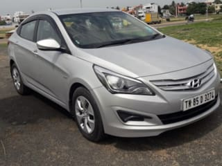 2016 Hyundai Verna 1.6 SX