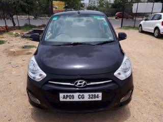 2011 Hyundai i10 Asta AT