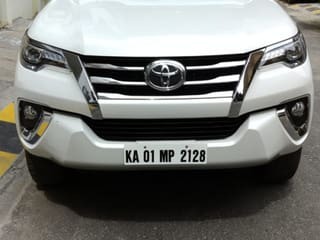 2016 Toyota Fortuner 4x2 4 Speed AT