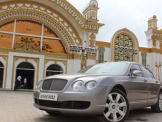 2008 Bentley Flying Spur V8