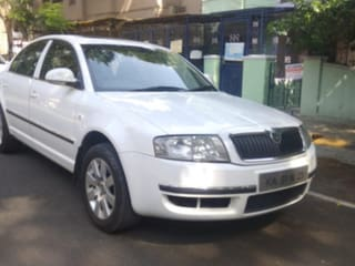 2006 Skoda Superb 2.8 V6 AT