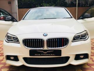 2013 BMW 5 Series 2013-2017 530d M Sport