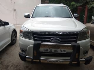 2012 Ford Endeavour 3.0L 4X4 AT