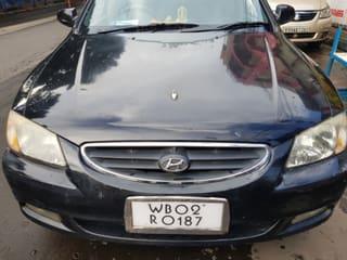 2003 Hyundai Accent Gvs