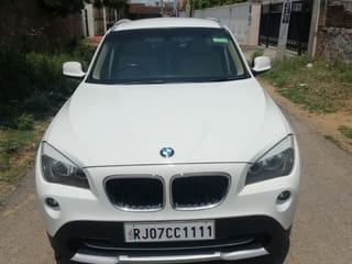 2012 BMW X1 sDrive 20d Exclusive