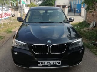 2014 BMW X3 xDrive20d Advantage Edition