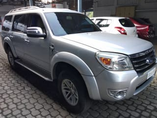 2012 Ford Endeavour 3.0L AT 4x2