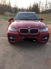 2012 BMW X6 xDrive30d