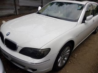 2008 BMW 7 Series 730Ld Design Pure Excellence
