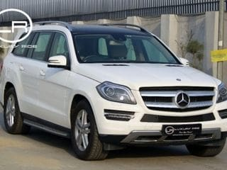 2013 Mercedes-Benz GL-Class 350 CDI Blue Efficiency
