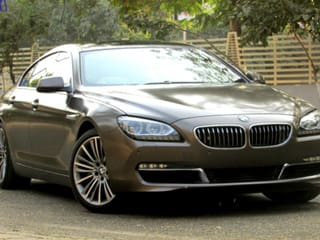 2014 BMW 6 Series 640d Gran Coupe