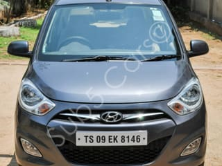 2015 Hyundai i10 Sportz