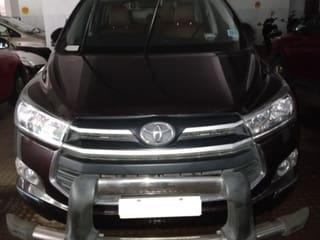 2017 Toyota Innova Crysta 2.4 G MT 8S