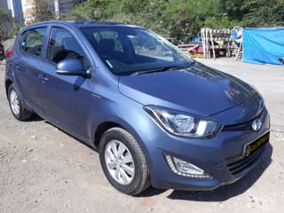 2014 Hyundai i20 Sportz AT 1.4
