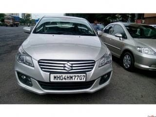 2016 Maruti Ciaz 1.4 AT Alpha