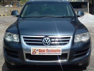 2007 Volkswagen Touareg 3.0 V6 TDI