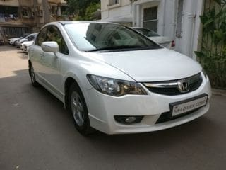2011 Honda Civic 1.8 V MT Sunroof