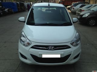 2010 Hyundai i10 Sportz 1.2 AT