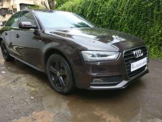 2013 Audi A4 2014-2016 2.0 TDI 177 Bhp Technology Edition