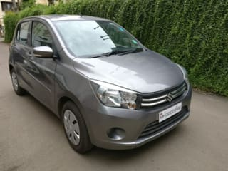 2015 Maruti Celerio ZXI AT Optional